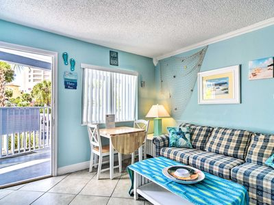 Photo for NEW! Lively Studio w/Pool Access, Across from Gulf