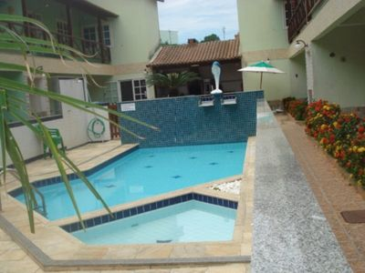 Photo for House in Peró in condominium with swimming pool, sauna and barbecue.