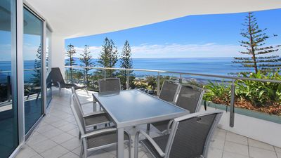Photo for Sirocco 506 - Two Bedroom unit Sleep 6 - FREE WIFI - Located on the front of Mooloolaba Esplanade