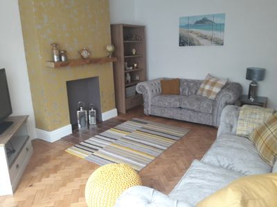 Photo for PORTH COTTAGE * NEW , PORTHCAWL, WITH  Lazy spa  price not included - LATE DEALS