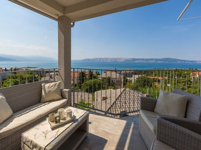 Photo for Apartments LAVARIN (62806-A1) - Novi Vinodolski (Crikvenica)