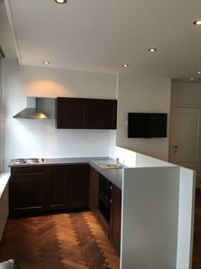 Photo for Modern furnished apartment close Park Spoor Noord