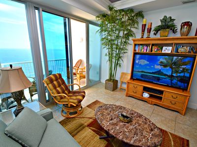 Photo for Island Tower Penthouse - BEST VIEW IN GULF SHORES! Book Now For Summer!