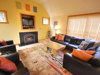 Photo for Modern updates, seconds to the beach, ideal for couples or small families!