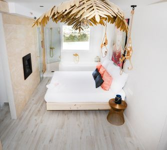Photo for LOFT IN FRONT OF THE SEA, WITH VIEWS TO THE SALTING AREAS OF CALPE AND THE NATURAL PARK