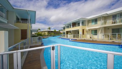 Photo for 1BR Apartment Vacation Rental in Salamander Bay, NSW