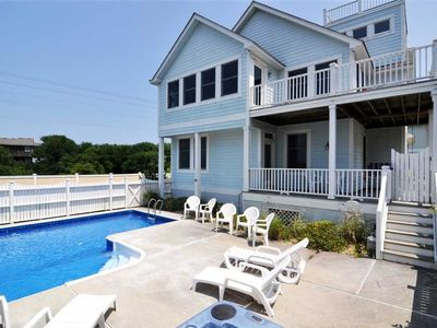 Photo for Tuck'd Away Forever: 4 BR / 3 BA house in Corolla, Sleeps 10