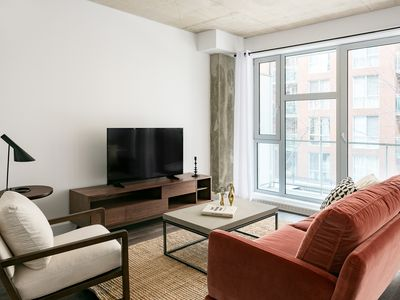 Photo for Sonder | Saint Dominique | Lovely 1BR + Terrace