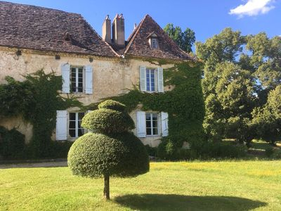 Photo for 3BR Country House / Chateau Vacation Rental in Saint-Félix-De-Villadeix, Nouvelle-Aquitaine