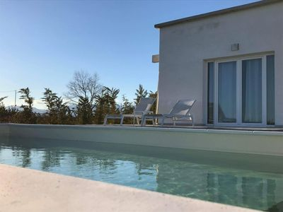 Photo for Holiday home with pool, wifi, close to the beach | Pieria - olymp.