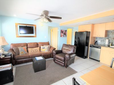 Photo for Sea Rocket #0 North Redington Beach NEW Beautfully Decorated 1 Bedroom 1 Bath