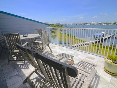 Photo for Perdido Key Nautical Suite B35 |*Waterfront | Bring Your Boat | New Tile Floor