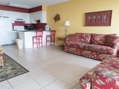 Photo for Southwind H1 Two Bedroom Condo Near the Beach