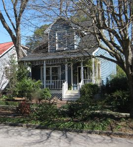 Photo for *Convenient, Private, Romantic, 2 BR House in Historic Downtown Wilmington*