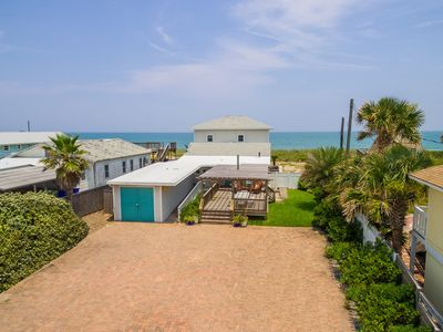 Photo for Beach Home, surrounded by sand and steps to Ocean, close to Downtown, shopping