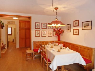 Photo for Apartment Chesa Arlas in St. Moritz - 6 persons, 3 bedrooms