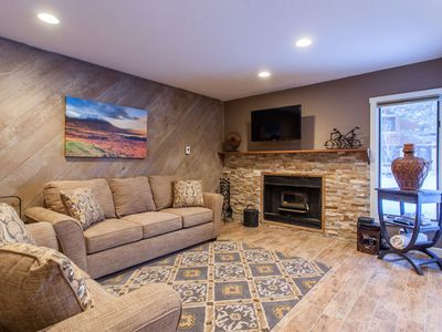 Photo for Luxury -Fully Remodeled -1 Bedroom -1 Bath- Sleeps 4- Snowcreek Condo