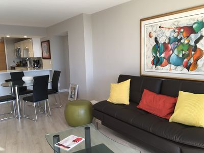 Living Room in your home away from home