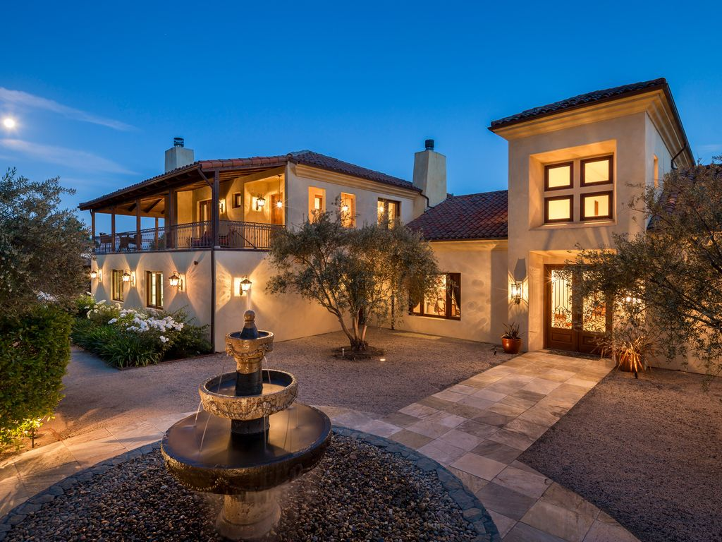 Luxurious Napa Valley Estate Surrounded by ... - VRBO