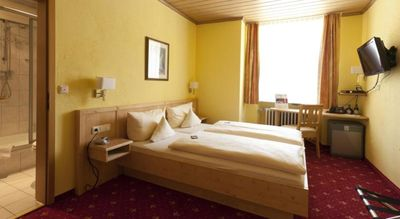 Photo for Standard Double Room - Akzent Hotel Goldner Stern & Sternla