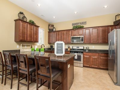Central Location Roomy Home All Amenities for a Great Stay!