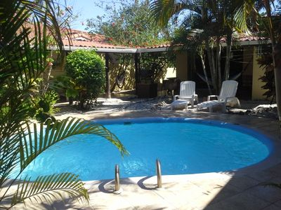 Photo for Secure, Private, Tropical Location Within Walking Distance To 3 Beaches