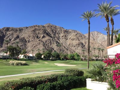 Photo for Spectacular Home On The Mountain Course 10th Fairway, Captivating Mountain Views