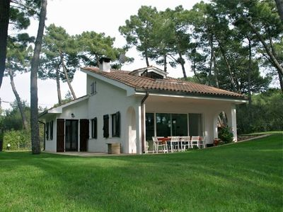 Photo for Casa Cuore - Luxury villa with beautiful garden in nature reserve on a 10k beach