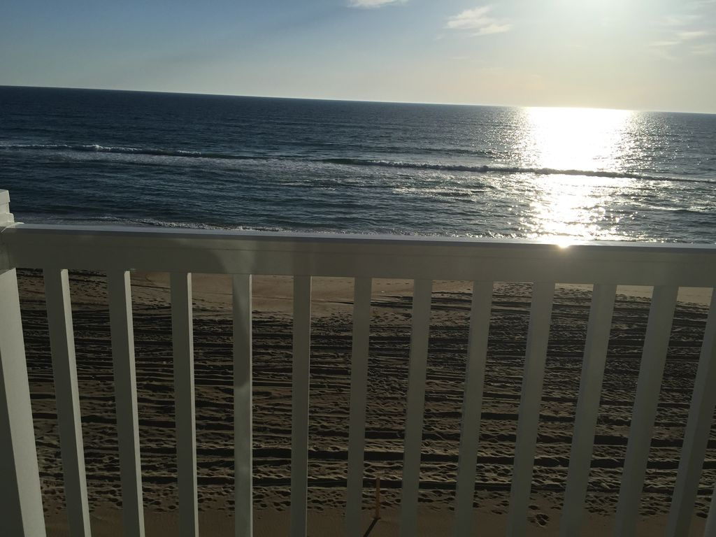 Oceanfront Dog Friendly Condo Roanoke Island Outer Banks