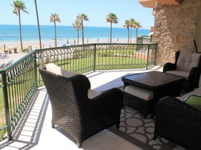 Photo for Amazing Ocean Views Perfectly Located Near Restaurants, Pool & Attractions
