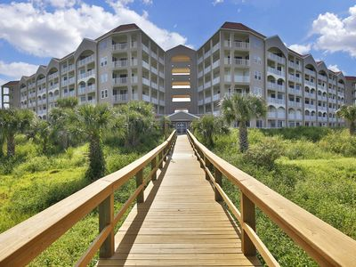 Photo for NEW LISTING! Oceanfront penthouse condo w/shared pool overlooking the beach