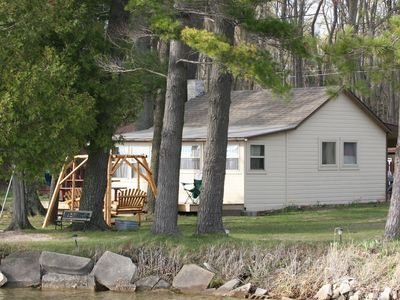 Photo for Affordable Family Fun on the Platte Lakes Van Hammen Cottage #3