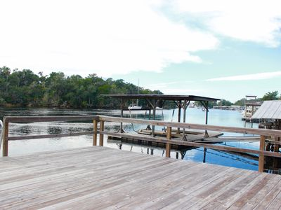 River House: 3 Bedroom 1 Bath with view of the Steinhatchee River