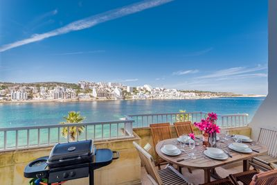 Spectacular Sea Views From Front Terrace.