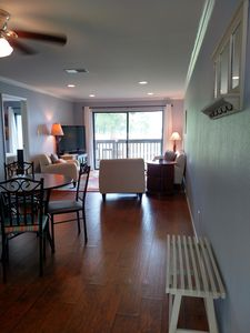 Photo for Lake Conroe two bedroom condo on the water