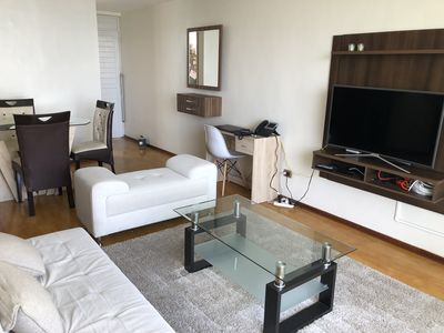 Photo for Nice apartment in downtown area of Miraflores - Lima