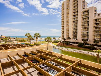 Photo for Beautiful North Tower Condo - Wi-Fi, Pools, Tennis, Beach & More
