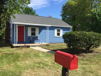 Photo for Classic Cottage - Walk to Beach - Dewey/Rehoboth