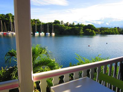 Photo for 2BR Apartment Vacation Rental in le gosier