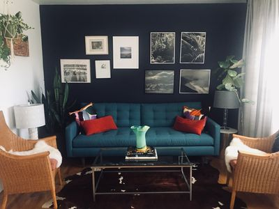 Photo for Cozy bungalow by the Sea with Huge private patio/bkyard EZ Parking