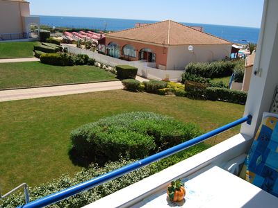 Photo for Flat near Les Sables d'Olonne with the beautiful view of the sea