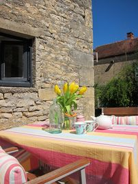 Lucy's Hideaway, A boutique retreat for 2 set in a charming Burgundian village.