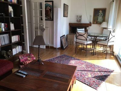 Photo for Charming apartment 2 steps from Paris