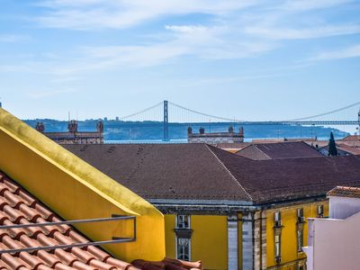 Photo for Modern apartment in the historic center of Lisbon