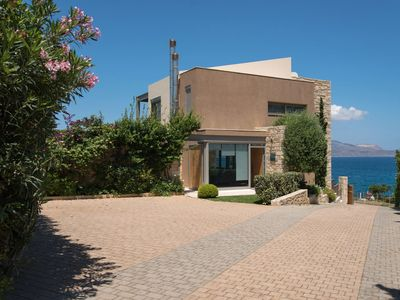 Photo for R365 Villa with Private Pool with breath-taking Panoramic Sea Views Daily Maid Service