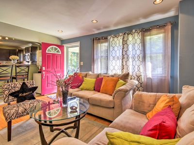 Photo for NEW! Hyattsville Home - Mins to Baltimore Ave!