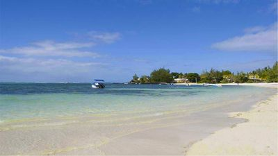 Photo for Superb waterfront villa with private pool, house staff