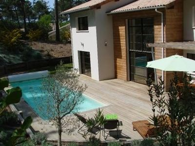 Photo for 3BR Villa Vacation Rental in Biscarrosse, Nouvelle-Aquitaine