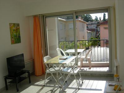 Photo for Large studio and garage 5 minutes walk from the beach