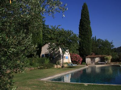 Photo for Nice cabanon with a view of Sainte Victoire